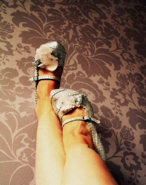 the shoes <3