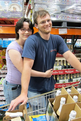 Wedding Shopping at Costco Jessica Matthew