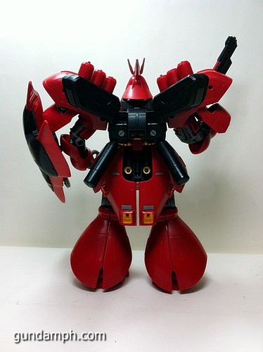 MSIA DX Sazabi 12 inch model (41)