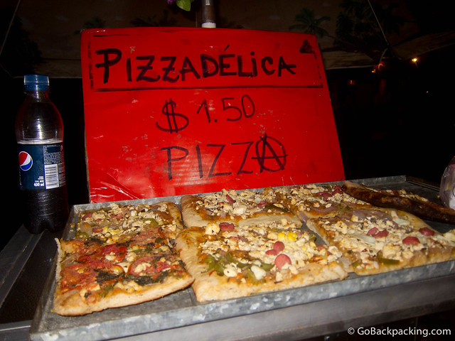 Pizza for sale