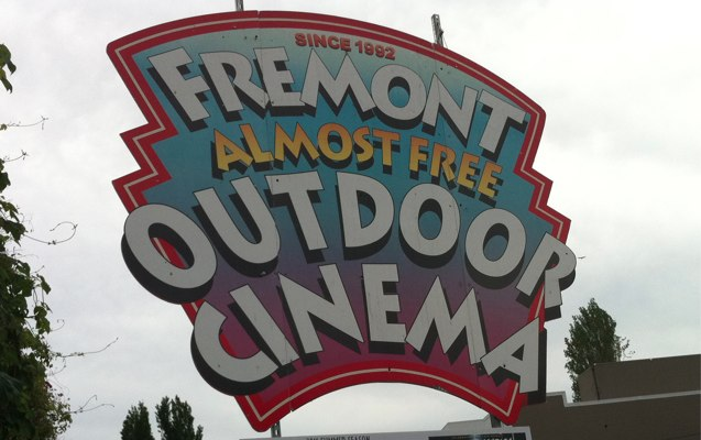 Fremont Outdoor Cinema