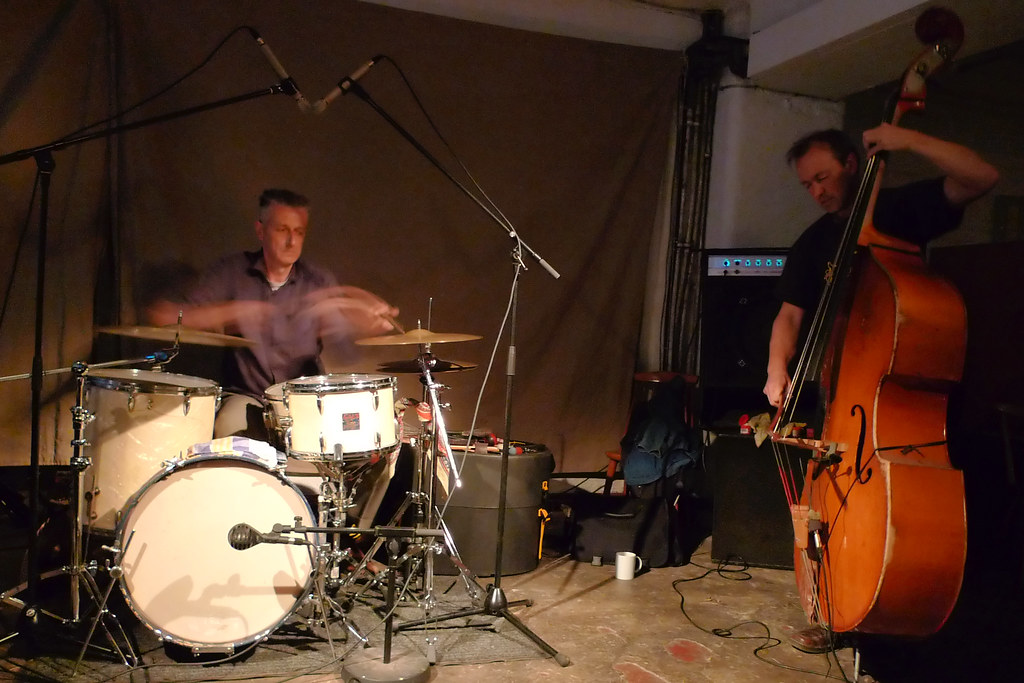 NEW @ Cafe Oto 13.7.11