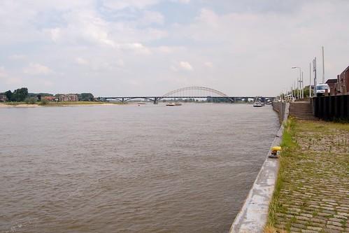 Nijmegen, Waal