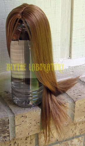 Human hair reroot by Mnemone