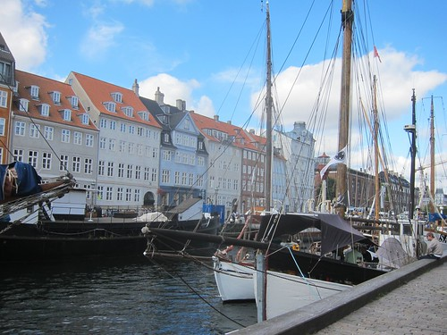 New Port. Copenhague