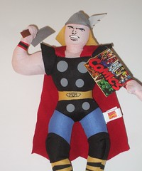 Stuffed Thor!