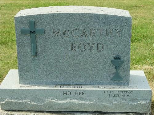 McCarthy Boyd