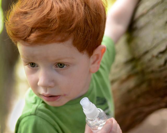 Patrick, Bottle