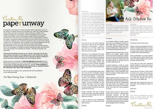 Paper Runway Magazine