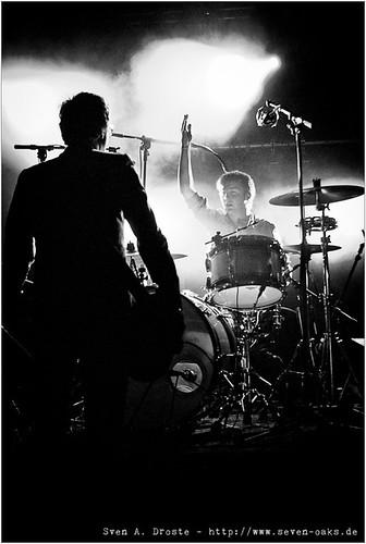 Frederik Tampere & Michael Verschaeve / The Van Jets