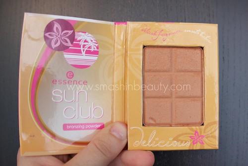 Essence Sun Club Bronzer