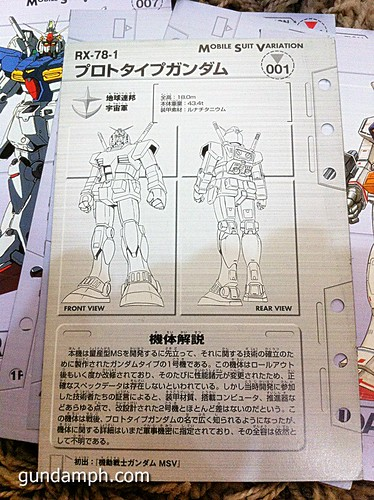 GN Sefer Animerica Gundam Official Guide MSV Collection (10)