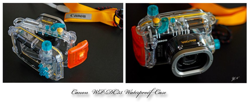 Canon  WP-DC35 Waterproof Case