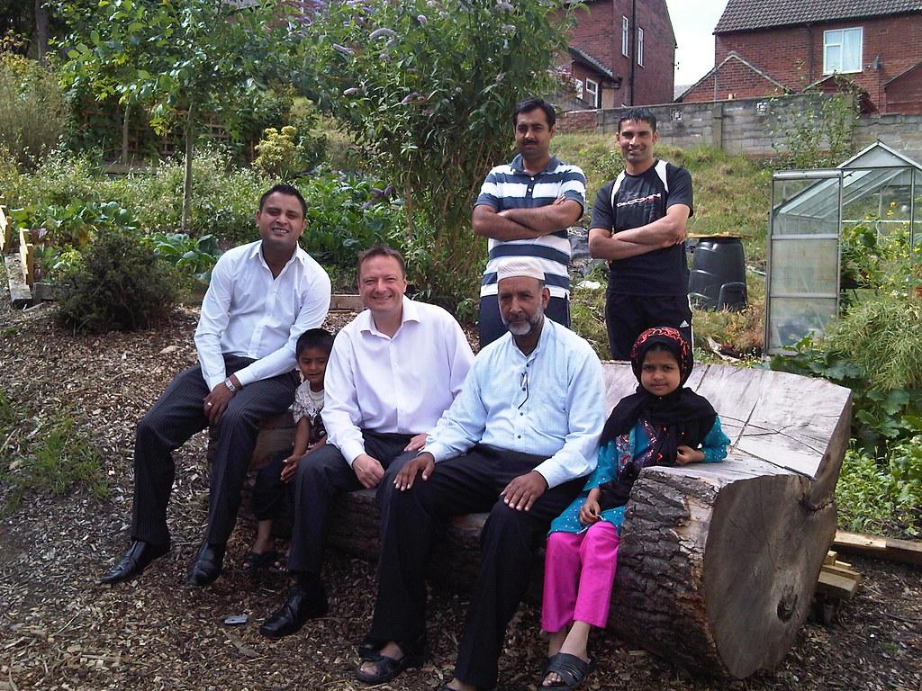 Thornton Lodge Community Garden