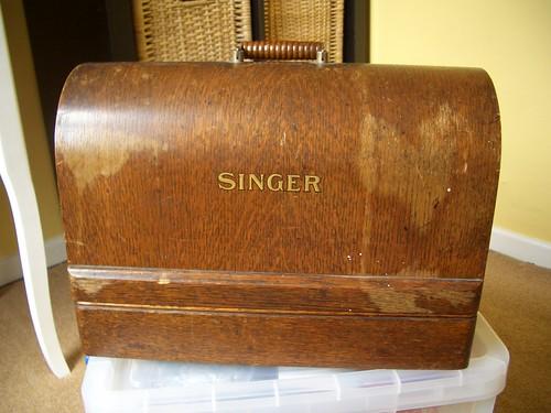 Singer 99-13 Handcrank