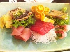 20 Piece Sashimi Sampler - Geido