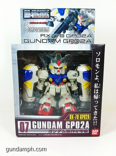 SD Archive GP02A Gundam (3)