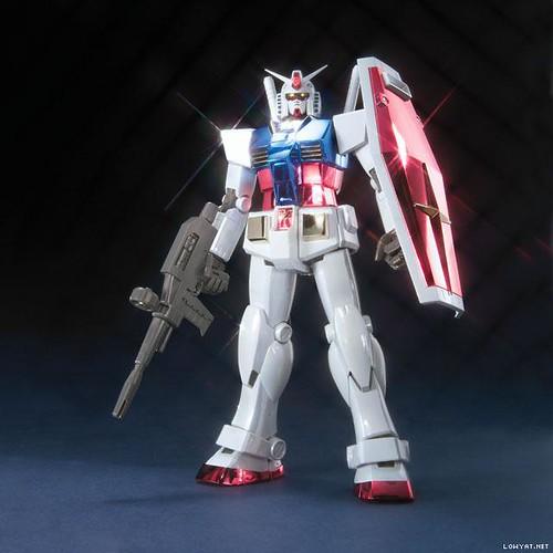 MG RX-78-2 {Metallic+Titanium Special} (1)