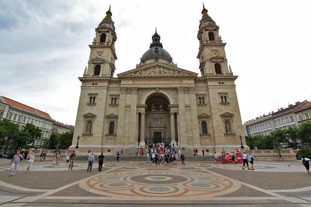 Basilique Saint-Étienne de Pest, Budapest, Hongrie