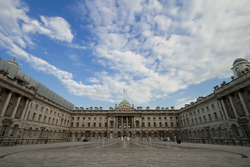 Patio de la Somerset House