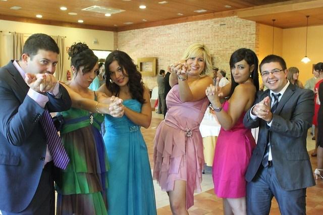 De boda con mis primos