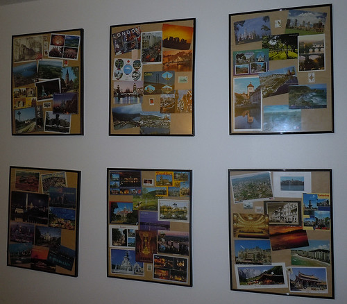 My Postcard Collection 1