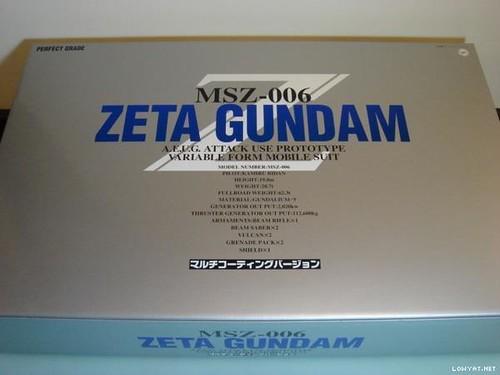 PG2004 {Coating-Limited} - Zeta {Plamodel Radicon Fair}