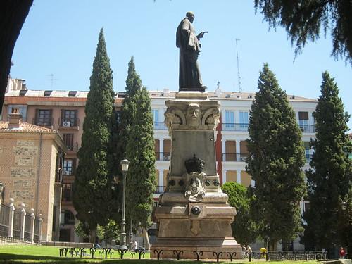 Plaza de la Encarnación. Madrid