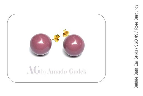 Amado Gudek At Dulcetfig - Bubble Earrings