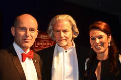 Dr. Bühlbecker mit Herrn und Frau Haub