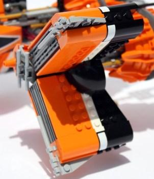 Engine detail inside