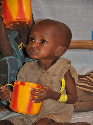 Extra food for every child under five