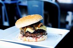 Burger, Relish @ Myvillage Serangoon Garden