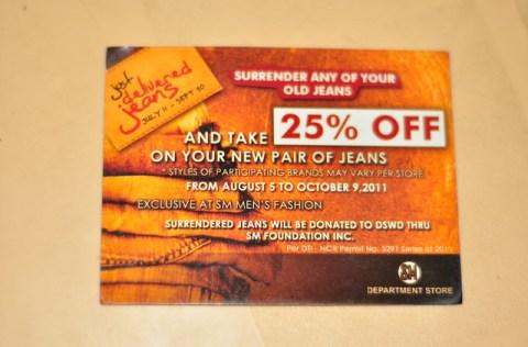 Just Delivered Jeans