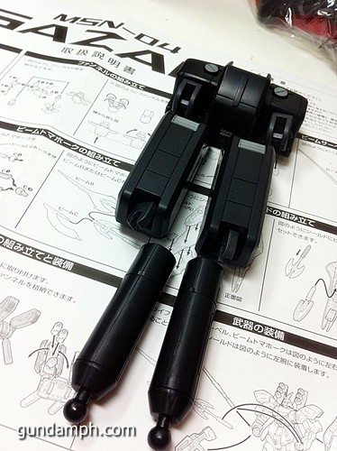 MSIA DX Sazabi 12 inch model (21)