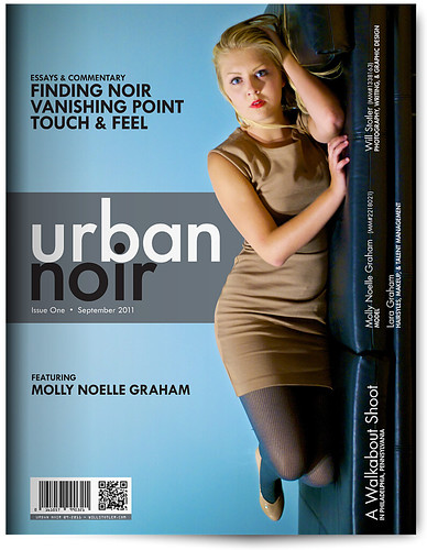 Urban Noir Magazine, Issue 1 - Cover