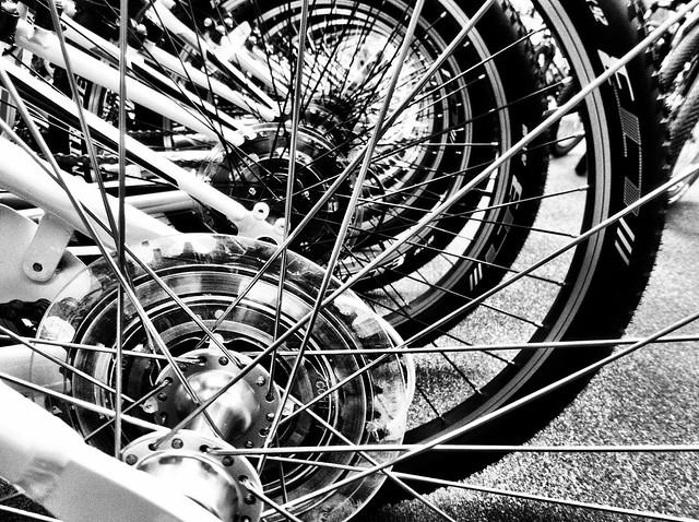 Bikes (186/365)