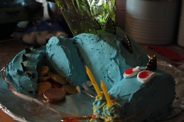 Cake: Step 4-Finished