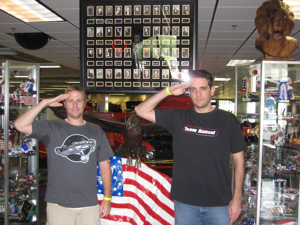 America display