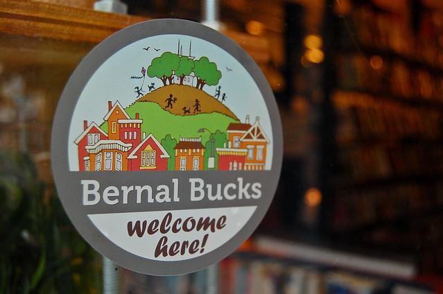 Bernal Bucks Spoken Here