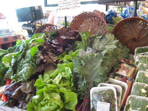 high cross farm veggies