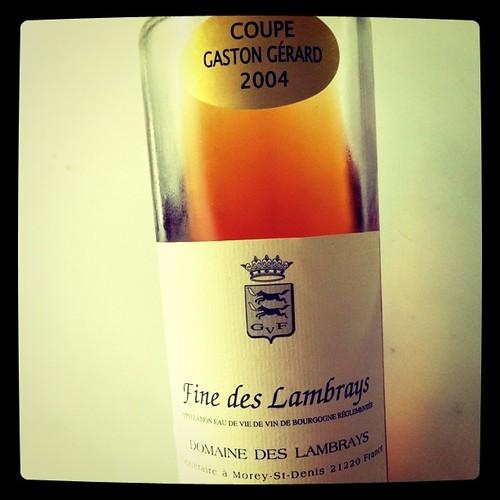 Fine des Lambrays 2004 by mengteck