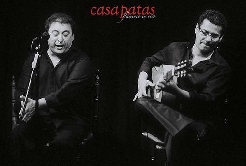 Luis y Juan Manuel Moneo. Foto: Martín Guerrero