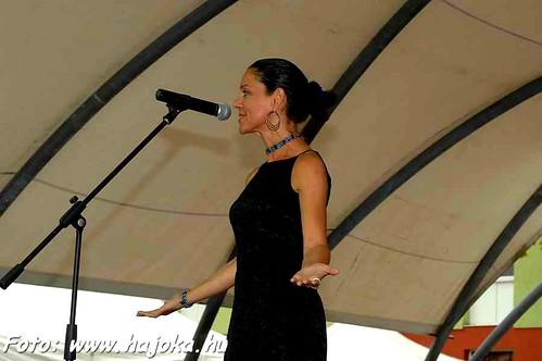 Gerák Andrea a Magyar Világtalálkozón, Balatonlelle 2011 - #2
