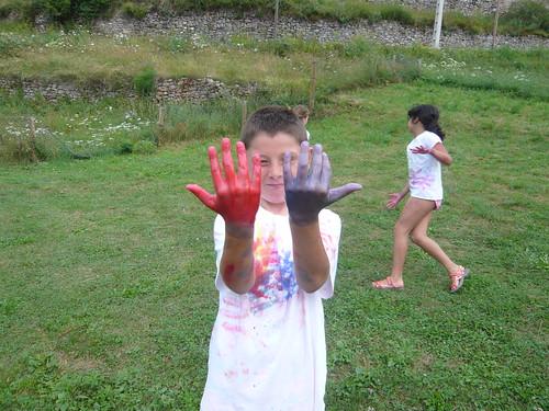 Colònies estiu 2011 esplai natzaret - Castellar de n'Hug (13)