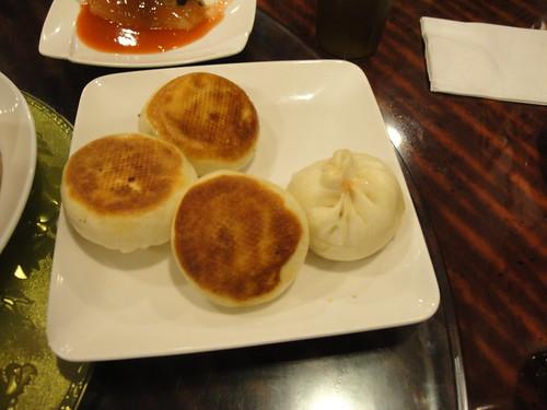 Pan Fried Duck Dumplings