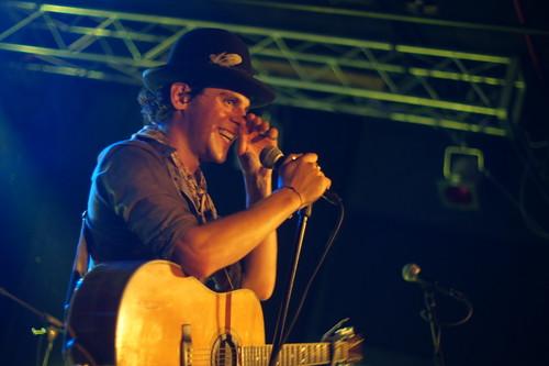 Langhorne Slim, Casbah, Durham NC, 10/02/11