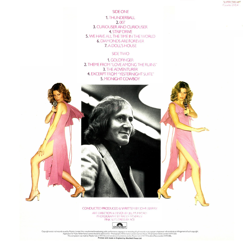 John Barry - The Very Best of John Barry