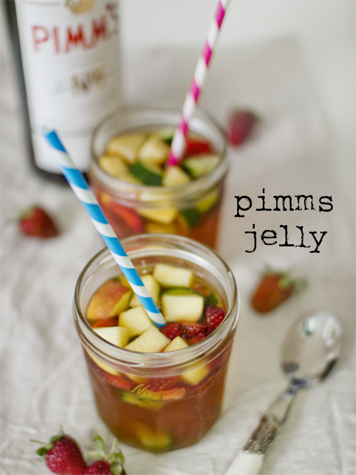 pimm's jelly