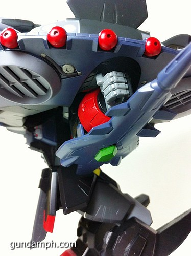 HCM Pro Destroy Gundam 1-200 GFAS-X1 Review (45)